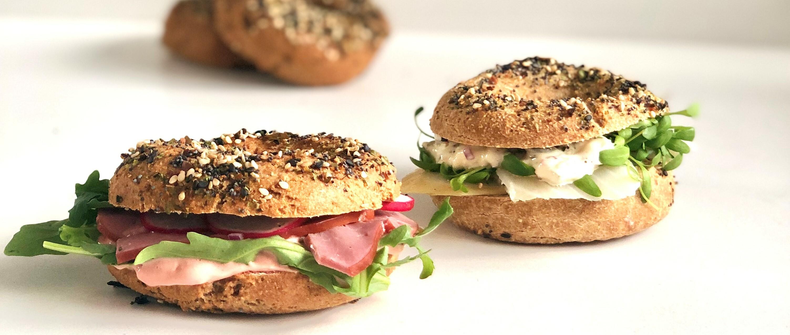 Treat bagels image